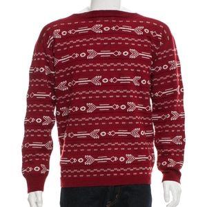 Lanvin 100% wool men sweater size M